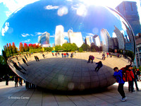 Millennium Park, the Bean 12233f