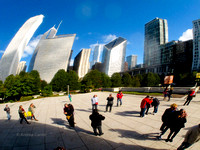 Millennium Park, the Bean 12236f