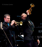 JazzMN Brass Band, two trumpets 135659z